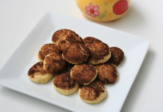 Biscoitos Canela