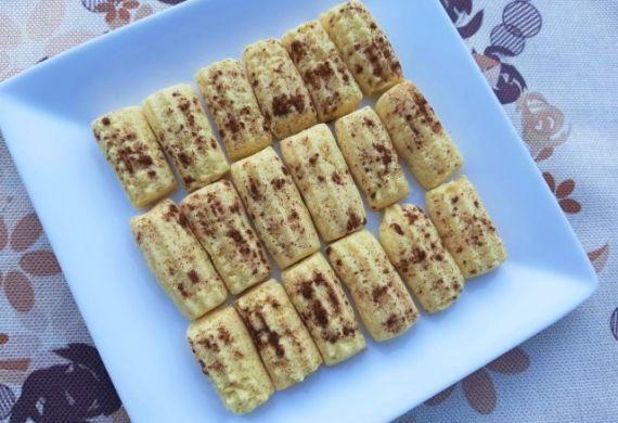 Biscoitos Lagartos
