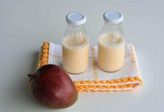 Iogurte Líquido de Manga