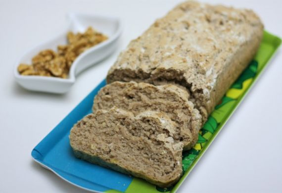 Pão Nozes